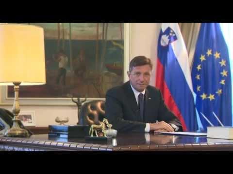 Nagovor predsednika republike Boruta Pahorja pred volitvami v državni zbor 2014