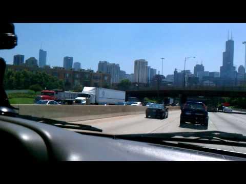 De paseo x los Suburbios de Chicago