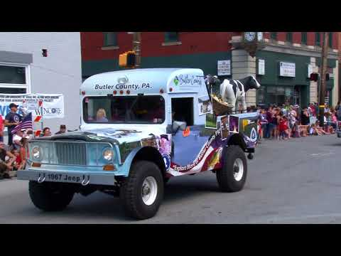 2018 Zelienople Independence Day Parade
