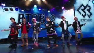 141114 - BTOB 일본 데뷔 SHOWCASE Niconico Live / Happening