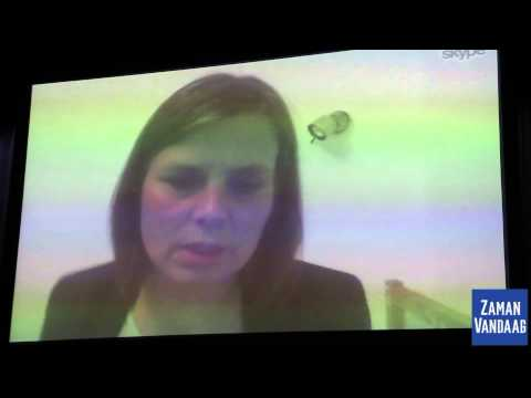 Emma Sinclair-Webb - Press freedom in Turkey
