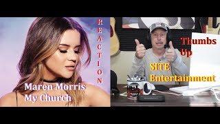 Maren Morris My Church Reaction Review