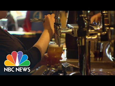 Cheer And Caution As England Reopens Pubs Amid Coronavirus Pandemic | NBC Nightly News