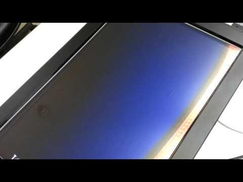 22インチアンドロイドタブレット タッチデジタルサイネージ