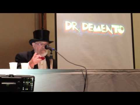 Dr. Demento They're coming to take me away Live in Chicago
