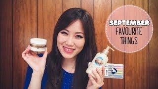 BunnieLoves: Ep. #13 | September Favourites Thumbnail