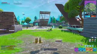 Fortnite goofing around