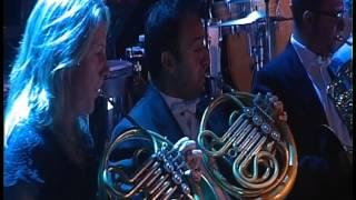 Carlos Núñez + Sinfónica de Galicia, Santiago de Compostela