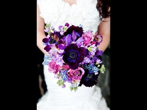 Фото идеи свадебных букетов. Часть 1