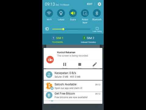 nemokama bitcoin hack android
