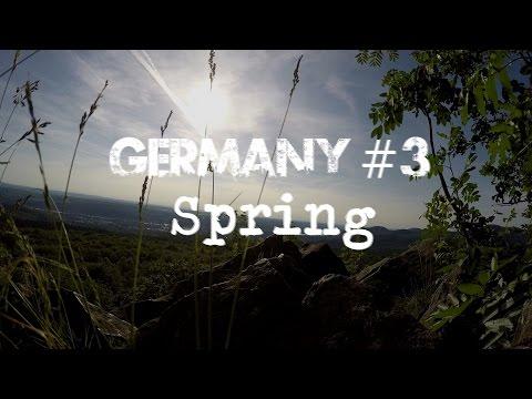 Germany #3: Spring [GoPro: 1080p Full-HD]