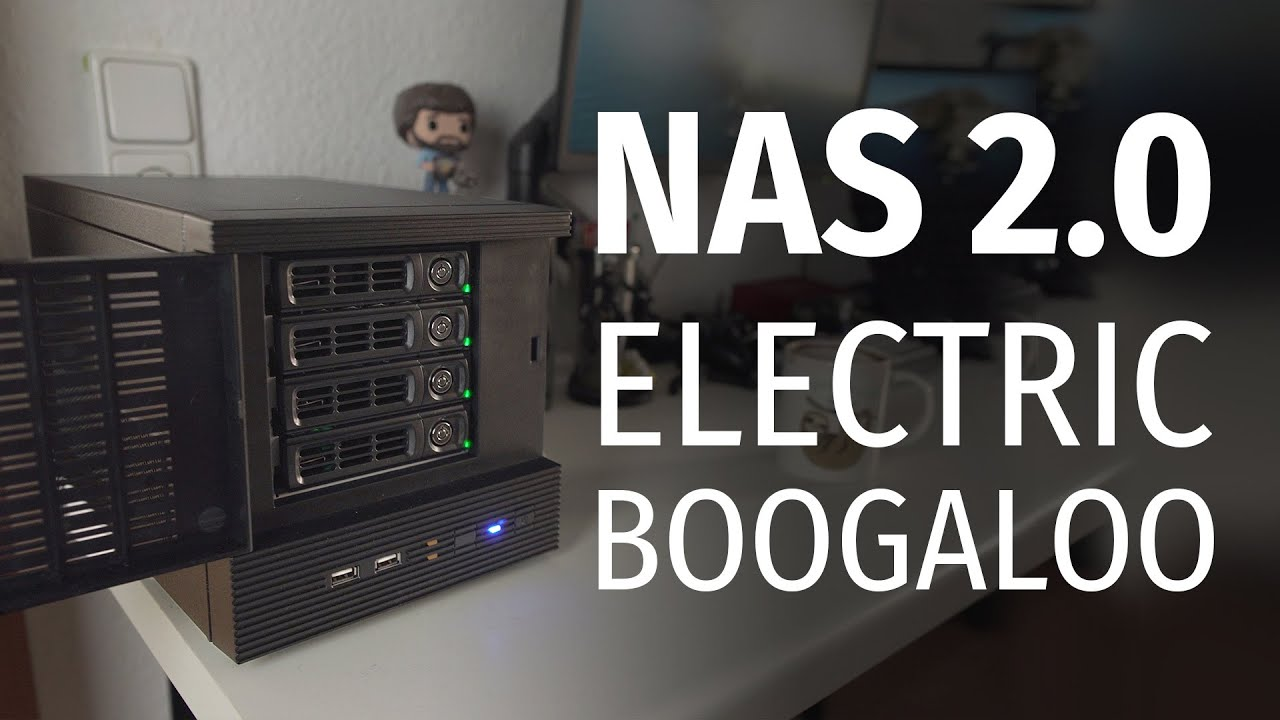 14TB Home Server/NAS Build – Small, quiet & power efficient