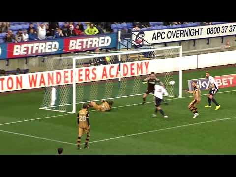 SHORT HIGHLIGHTS: Bolton v Sheffield Wednesday