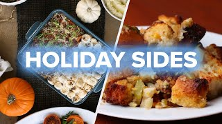 Four Make-Ahead Holiday Sides To Prep And Reheat • Tasty