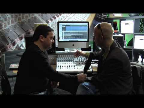 SAE Alumni Messe TV im Interview mit Chandler Limi...