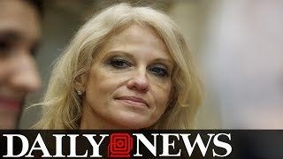 Kellyanne Conway's N J  Roots Involve Grandpa's Alleged Mob Ties