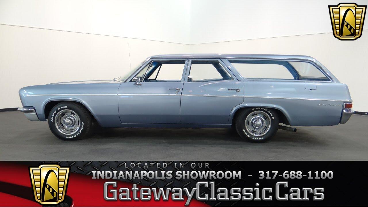 1966 Chevy Impala Station Wagon Chevrolet Bel Air