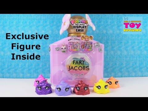 Poopsie Fart Jacobs Display Case Surprise Exclusive Slime Fun   PSToyReviews