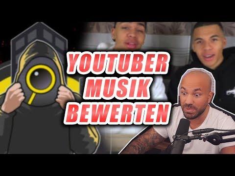 """Raportagen – PrankBros Disstrack / Musikproduzent bewertet """"MUSIK"""" von Youtubern"""