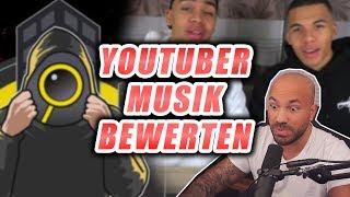 """Raportagen - PrankBros Disstrack / Musikproduzent bewertet """"MUSIK"""" von Youtubern"""