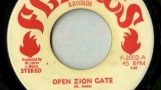 Winston Jones - Open zion gate