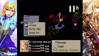 Final Fantasy Tactics [Part 47] - Deep Dungeon, BRIDGE, VOYAGE, HORROR