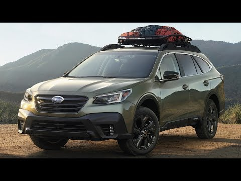 2020-subaru-outback---exterior,-interior-&-driving-scenes-with-the-all-new-outback