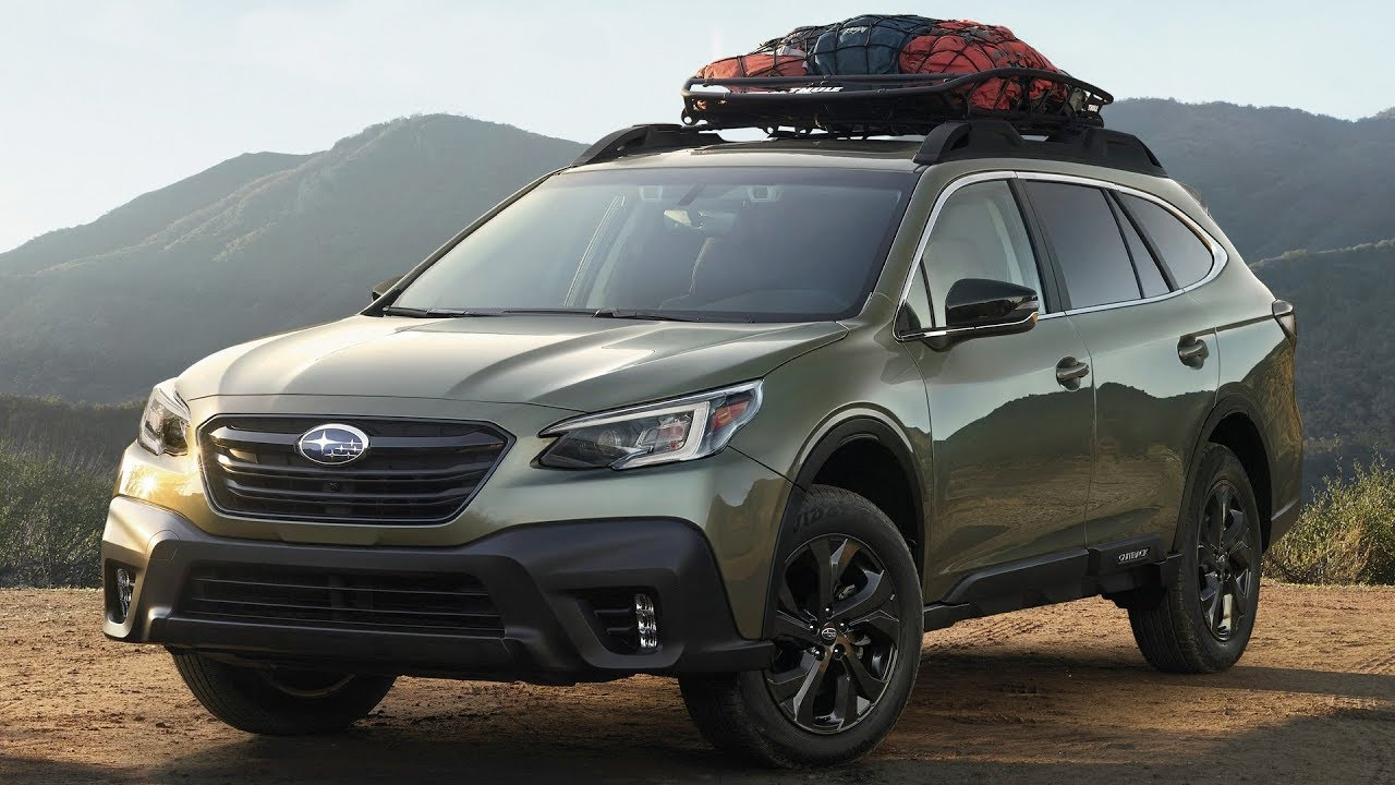 2020 subaru outback - exterior  interior  u0026 driving scenes with the all-new outback