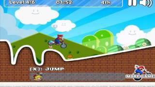 Mario Bros New (2015) //Mario Moto X