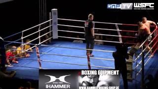 WSFC 2: Ardian Gashi vs. Umit Polat (Full Fight HD vom 27.09.2014)