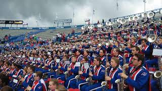 KU Marching Jayhawks - Home on the Range
