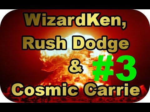 W.O.T. Xbox- Wizard Ken, Rush Dodge & Cosmic Carrie UNITE! ep#3