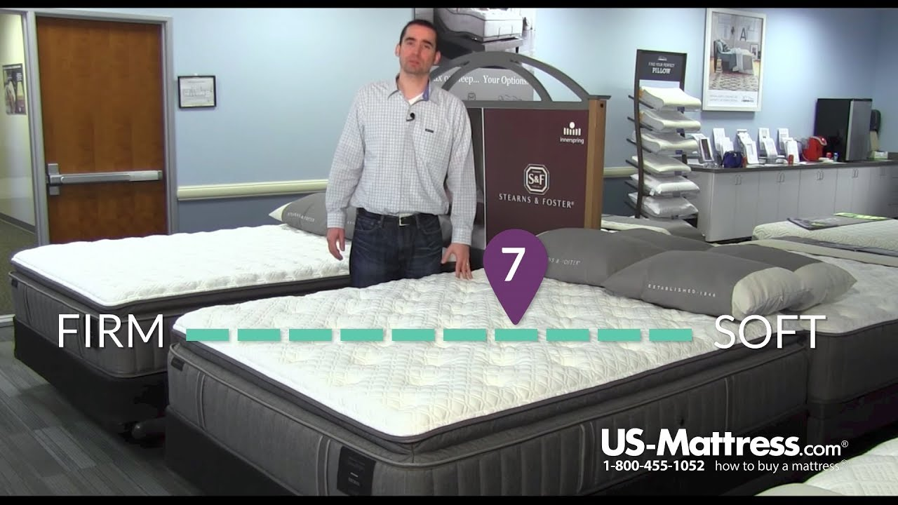 stearns and foster estate bella claire luxury plush euro pillow top mattress expert review