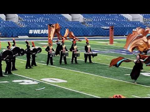 Tates Creek High school band semi finals 2018