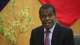 Gambar cover One on One with Pr. Geoffrey Mbwana - GC General Vice President | Baraton TV [PART 1]