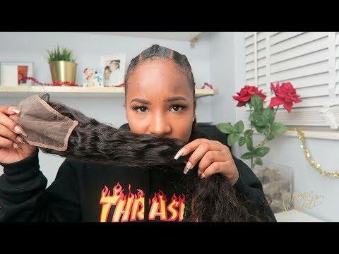INITIAL REVIEW  THE RAW VIRGIN HAIR BOUTIQUE  RENEE SCARLETT