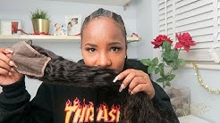 INITIAL REVIEW| THE RAW VIRGIN HAIR BOUTIQUE| RENEE SCARLETT