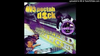 Inspectah Deck-Word on the Street Slowed & Chopped by Dj Crystal Clear