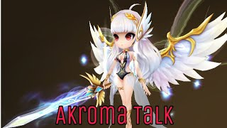 Akroma Review from 3 Years Experiences by AlanX Summoners War YouTube Videos