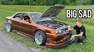 homepage tile video photo for I blew up the jzx100 chaser... :(