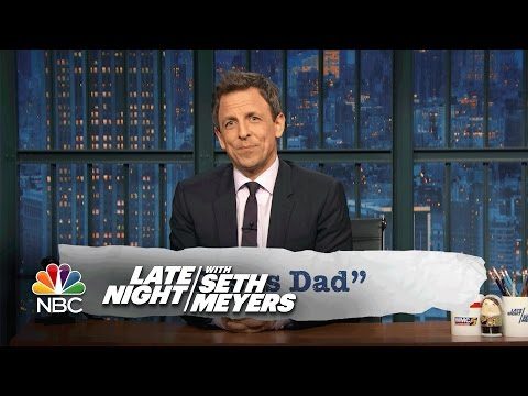 Seth Explains Teen Slang (Easter Edition): Jesus Dad, Dadbury Creme Egg