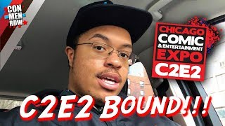 [Channel Update] SEE YOU AT C2E2!