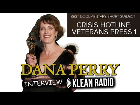 Crisis Hotline: Veterans Press 1 - Filmmaker Dana Perry Interview w/ Pat O