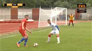 TV5 - MOSI Priboj, fudbal finale: Prijepolje - Pljevlja