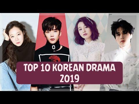 TOP 10 KOREAN DRAMA 2019