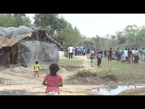 Special Rapporteur on Myanmar situation, Ms. Yanghee Lee's visit to Rohingya camps in Bangladesh.