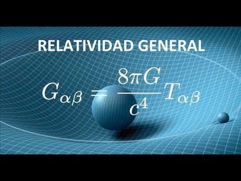 1 - Curso de Relatividad General