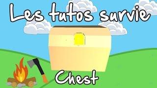 Unturned Fr Tuto Survie : Chest Craft