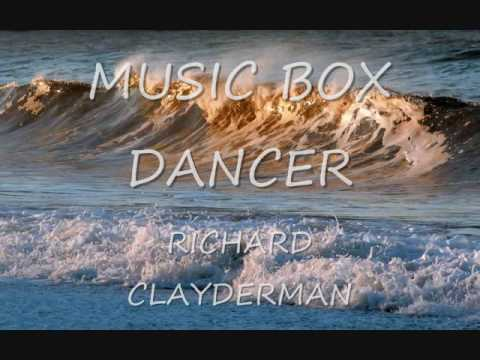 Richard Clayderman - Music box dancer