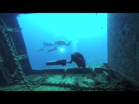 A Graveyard in the Red Sea: The Salem Express Wreck